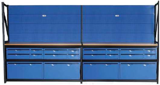Redback Storage Systems Cabinets Shelves Work